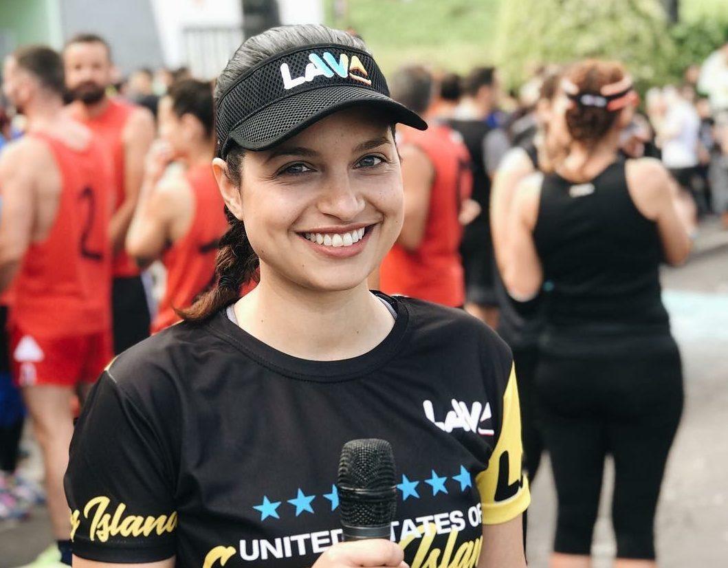 Deborah Sabina, la voz de la Copa del Mundo de Baloncesto Femenino FIBA 2018