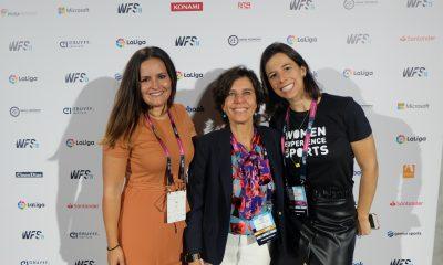 Las mujeres del World Football Summit 2019
